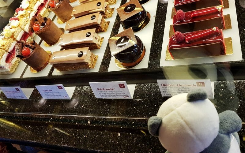 Mister Wong at Café Central