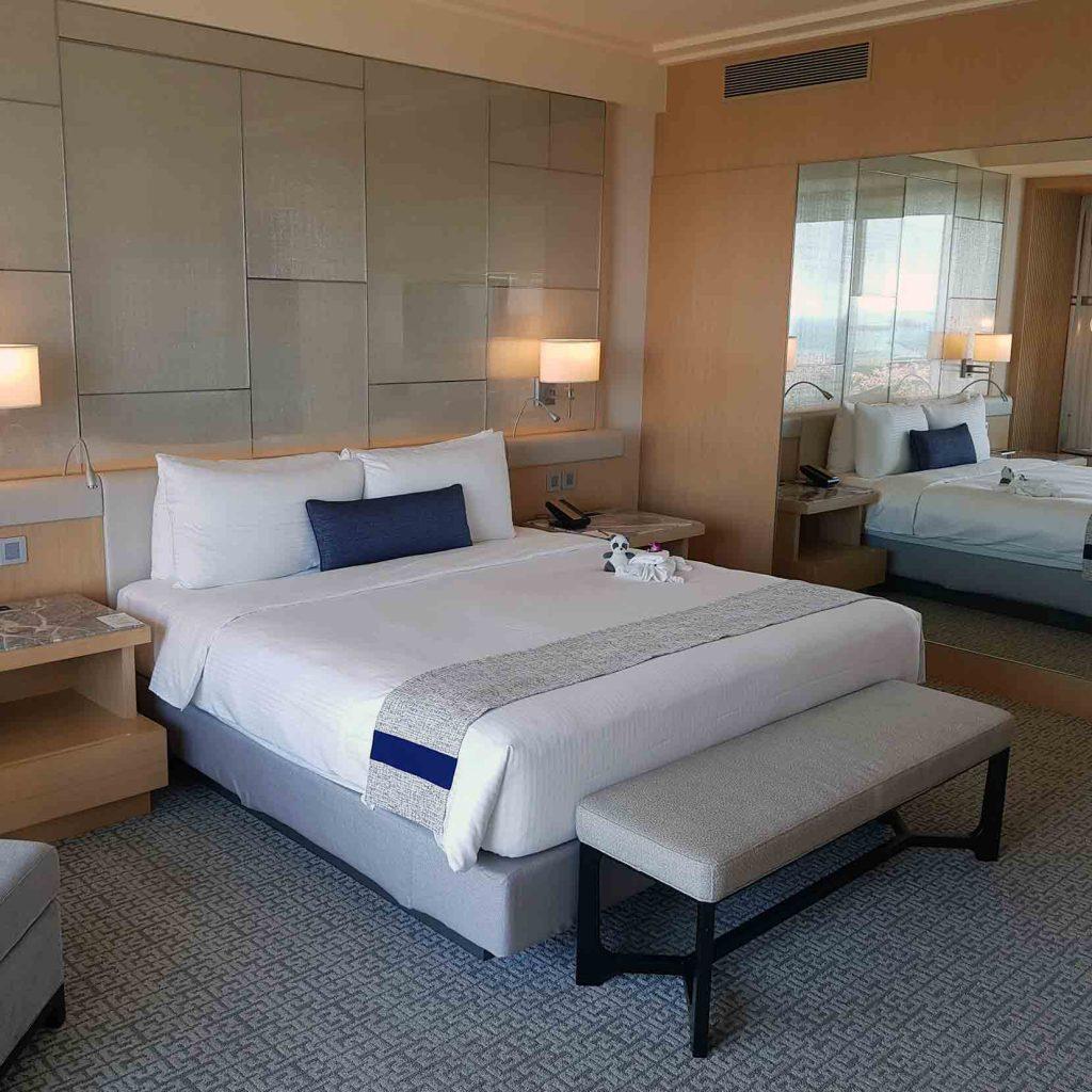 Premier Suite at Marina Bay Sands Hotel, Singapore