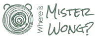 Where is Mister Wong? Logo