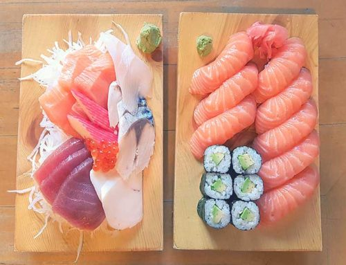 Kojiro Fish Shop – Best Authentic Japanese Sushi in Vienna!