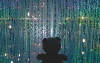 Mister Wong at ArtScience Museum Singapore Digital Art